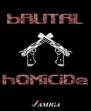 logo Emuladores BRUTAL HOMICIDE (CLONE)