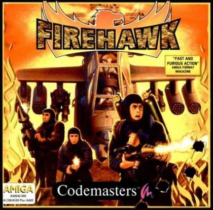 FIREHAWK image