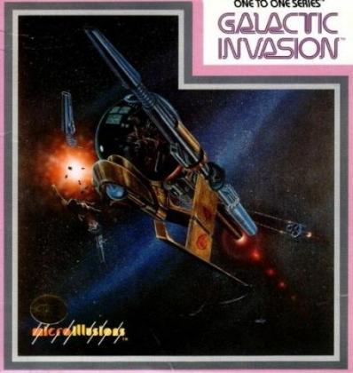 GALACTIC INVASION image