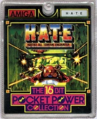 H.A.T.E. : HOSTILE ALL TERRAIN ENCOUNTER (CLONE) image