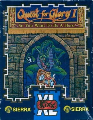 QUEST FOR GLORY I : SO YOU WANT TO BE A HERO ? image