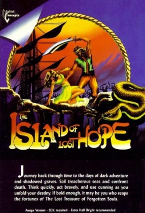 THE ISLAND OF LOST HOPE image