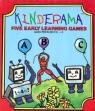 Логотип Emulators KINDERAMA - FIVE EARLY LEARNING GAMES