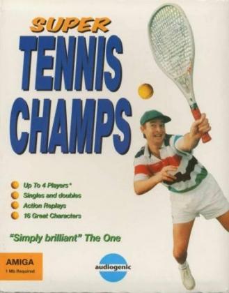 SUPER TENNIS CHAMPS image