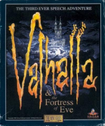 VALHALLA 3 : THE FORTRESS OF EVE image