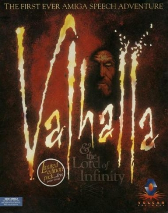 VALHALLA AND THE LORD OF INFINITY image