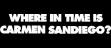 logo Emulators WHERE IN TIME IS CARMEN SANDIEGO?