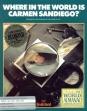 Логотип Emulators WHERE IN THE WORLD IS CARMEN SANDIEGO?