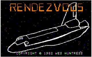 Rendezvous: A Space Shuttle Flight Simulation image