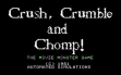 logo Emuladores Crush - Crumble And Chomp!