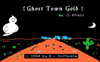Ghost Town Gold  image